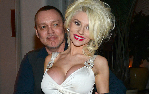 It's Official -- Courtney Stodden and Doug Hutchison Separate!