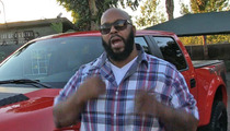 Suge Knight -- 2Pac Needs Star on Walk of Fame ... OR ELSE!!!