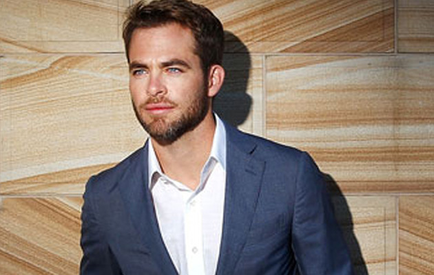 Chris Pine on Lindsay Lohan: She's Had A Rough Go Of It
