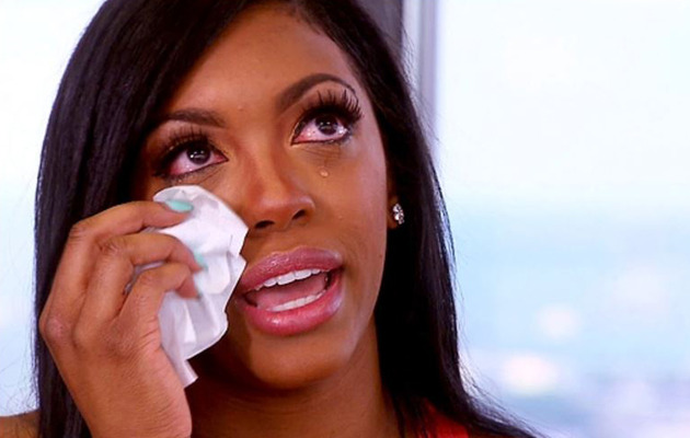Porsha Stewart Breaks Down Over Divorce, Address Kordell's Sexuality