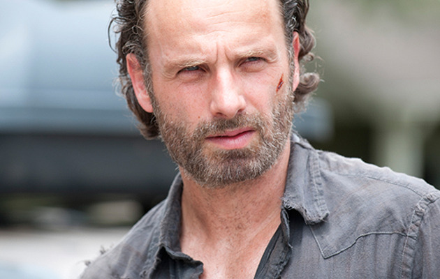 """The Walking Dead"" Spoiler: Rick Makes A Shocking Decision"