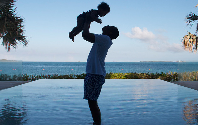 Beyonce Shares Cute Moment With Jay Z & Blue Ivy!