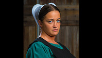 'Amish Mafia' Star Esther Schmucker Allegedly Brutalized By Boyfriend -- Broken Nose, Teeth, Cheekbones