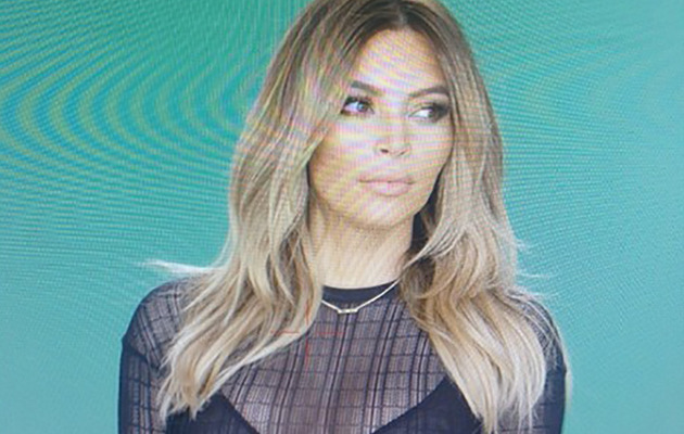 Whoa! Kim Kardashian Looks Super Sexy at New Photo Shoot