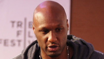 Lamar Odom -- Dodges Criminal Prosecution ... Agrees to Anger Management Counseling