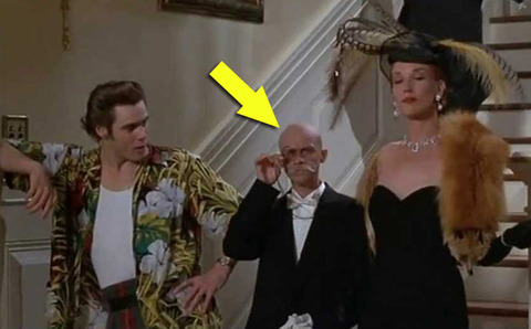 "Michael Reid MacKay played the mini Monopoly Guy -- who gets knocked out by Jim Carrey -- in the 1995 pet detective sequel ""Ace Ventura 2: When Nature Calls."""