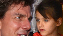 Tom Cruise -- I Never 'Abandoned' Suri, Defends Parenting Skills in Lawsuit