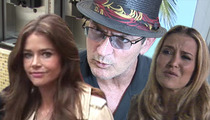 Brooke Mueller's Brother Wins Guardianship of Charlie Sheen Twins