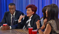 'The Talk' Star Sharon Osbourne -- The Chicks On 'The View' Can 'Go F**k Themselves'