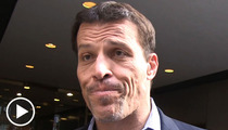 Tony Robbins -- Accidentally Helping People Get Laid