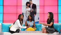 Kenya Moore: I Wasn't Flirting With Phaedra Park's Husband!