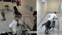 Justin Bieber –- JACKS PATROL BICYCLE ... Immediately Busted [Video]
