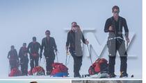 Prince Harry vs. Alex Skarsgard -- Training Their Asses Off for South Pole Showdown [PHOTOS]