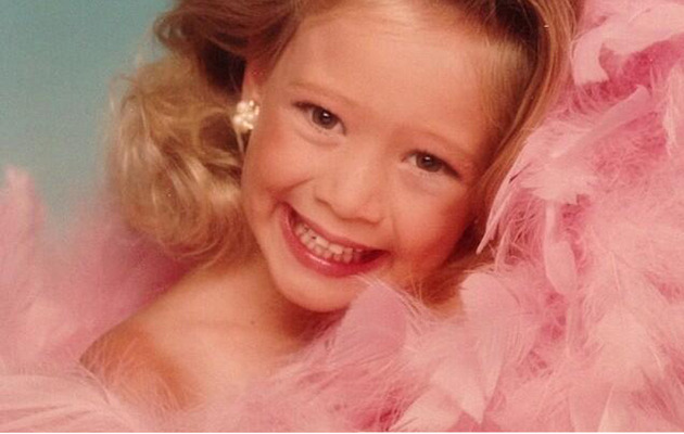 Flashback Friday: See Hilary Duff As a Cute Kid!