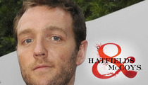 'Hatfields & McCoys' Star Sues -- I Was Bucked Over On Set ... By Crazy Horse