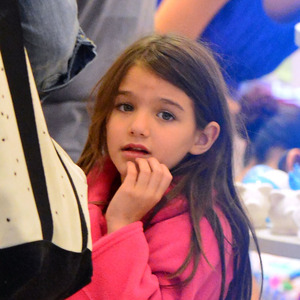 Suri Cruise -- Why So Suri-ous?