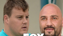Richie Incognito -- I'm Worried About Jonathan Martin, Tells FOX in First Interview