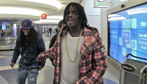 Chief Keef -- I've Changed ... For Now