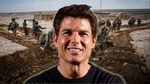 Does Tom Cruise Think Acting is as Hard As Soldiering??