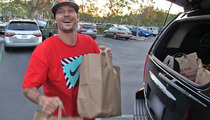 Kevin Federline -- Britney Spears' BF Is My New, Cool Friend