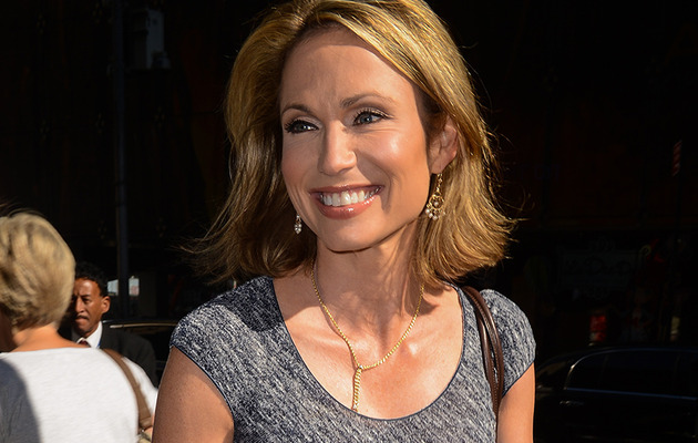 Amy Robach Diagnosed with Breast Cancer After On-Air Mammogram
