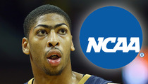 Anthony Davis -- NCAA Will NOT Investigate Naked Hazing Video
