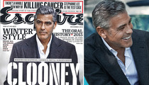 George Clooney Opens Up About Leonardo DiCaprio, Russell Crowe Feud & Slams Twitter!