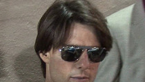Tom Cruise -- In the End, He Scoffs at Notion that Acting is Like Fighting in Afghanistan