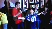 New England Patriots Rob Gronkowski Mocks Asian Fan -- Where's the Fried Rice? [VIDEO]