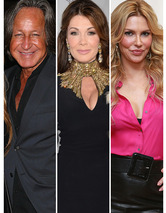 Mohamed Hadid & Lisa Vanderpump Fire Back at Brandi Glanville!