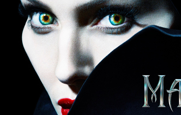 "Check Out Freaky New Look at Angelina Jolie In ""Maleficent"""