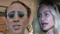 Nicolas Cage -- SEX PHOTOS STOLEN