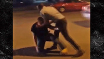 Kanye West -- Insane Fight Video -- It Sure looks Like Him ... BUT