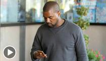 Kanye West -- World's Best Celebrity Dad ... Not Named Charles Lindbergh