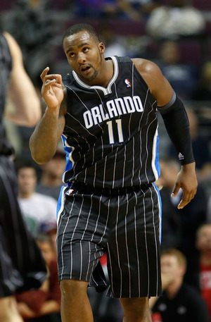 "Glen ""Big Baby"" Davis' Basketball Photos"