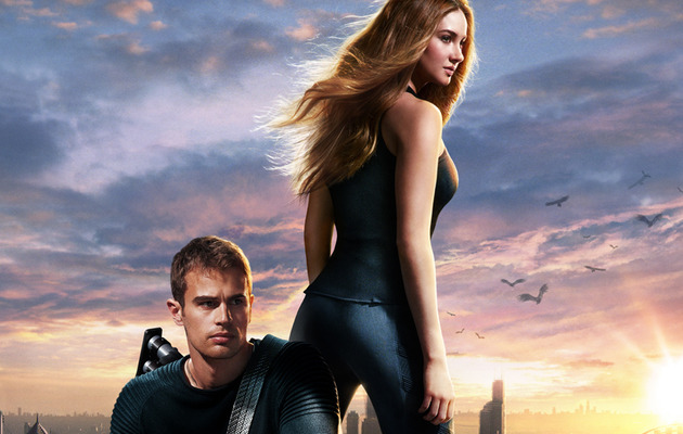 """Watch the First Trailer for """"Divergent"""" -- How's It Look?"""