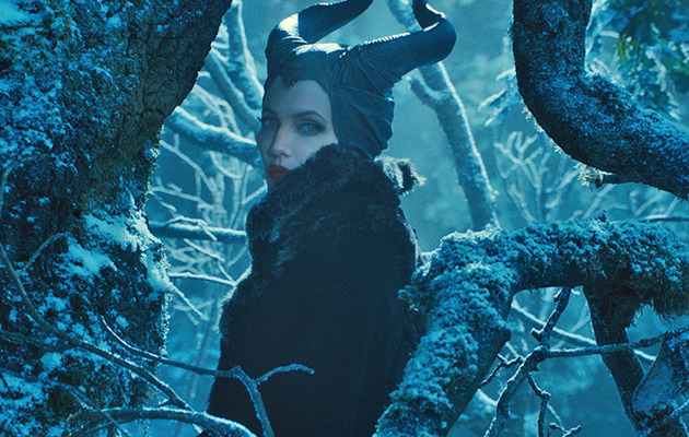 "Angelina Jolie in ""Maleficent"" -- Watch the First Trailer!"