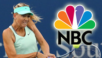 Maria Sharapova -- I'M GOING TO THE WINTER OLYMPICS ... As a Broadcaster!!