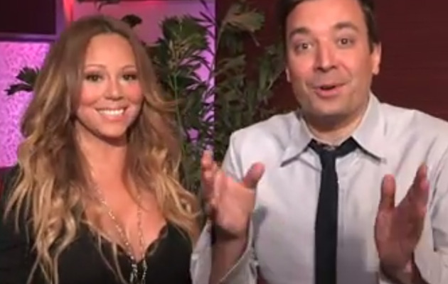 Video: Mariah Carey Surprises Super Fans with Jimmy Fallon!