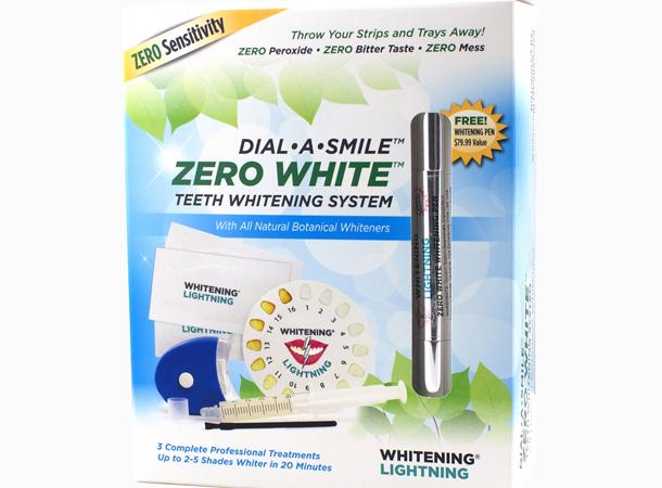true white whitening system instructions