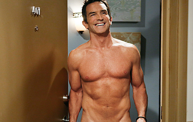 Whoa! Jeff Probst Has One HOT Body -- See Nearly-Nude Pics!