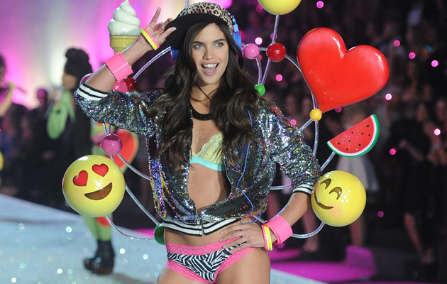 Hot Video: Victoria's Secret Fashion Show Sneak Peek!