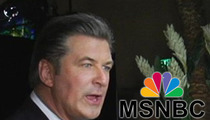 Alec Baldwin -- Suspended by MSNBC, Issues Apology for Homophobic Rant