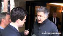 Alec Baldwin -- Threatens NYC Reporter ... 'You're As Dumb as You Look'