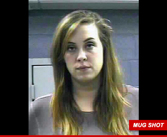 'Buckwild' Star Anna Davis -- Arrested For Aggravated DUI