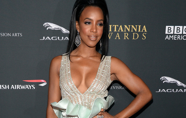 Kelly Rowland Reportedly Engaged To Manager Tim Witherspoon!