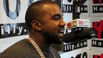 Kanye West -- Hey, President Obama ... Keep My Name and Kim's Outta Your Mouth