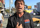 'Waterboy' Star Peter Dante -- Violent Threats & Raci