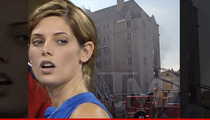 Ashley Greene -- Sued Over Fatal Fire