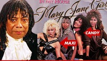 Ex-Mary Jane Girls  -- Sued By Ghost Of Rick James